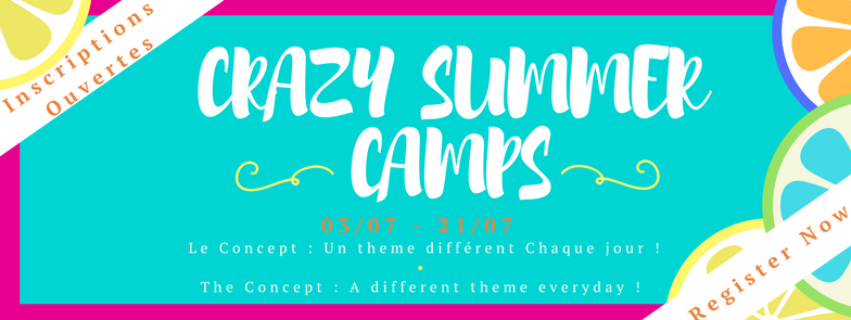 Crazy summer camps