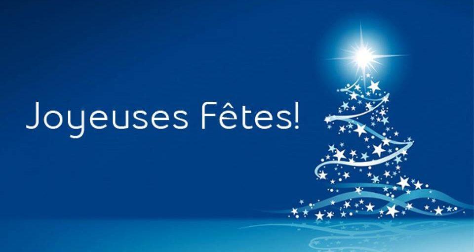 (Français) Joyeuses fêtes